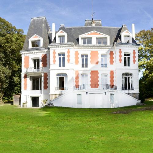 location chateau deauville trouville